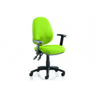 Solar 2 Lever Operator Chair (Adjustable Arms)