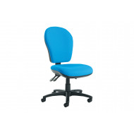 Castle Extra High Back Operator Chair No Arms