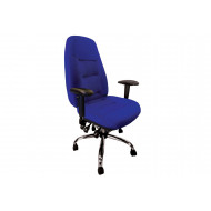 Next-Day Belize 24Hr Operator Chair (Fabric)