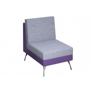 Placid Modular Seating Side Chair