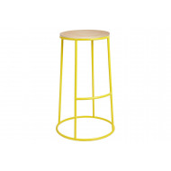 Mulluna High Stool With Ply Seat