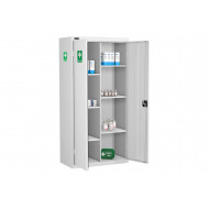 Probe Medical Cupboard With 8 Compartments