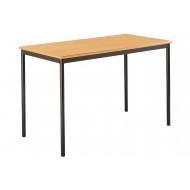 Rectangular fully welded classroom tables 14+ years