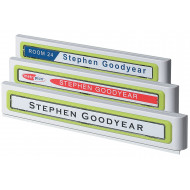 Showpoint Door/Desk Name Plates