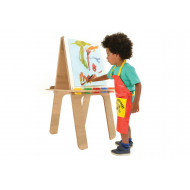 Junior Double Sided Art Easel