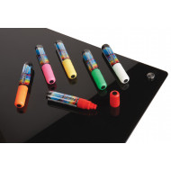 Dry Or Wetwipe Glass And Blackboard Pens