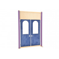 Role Play Display Panel (Double Door)