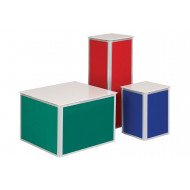 Busyfold Heavy Duty Display Plinths