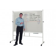 Write-Angle Revolving Whiteboards