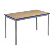 Reliance Rectangular Classroom Tables 6-8 Years