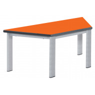 Elite Static Height Trapezoidal Classroom Tables 11-14 Years
