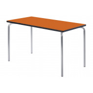 Equation Rectangular Classroom Tables 4-6 Years