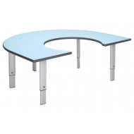 Start Right Rainbow Height Adjustable Table