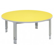 Start Right Circular Height Adjustable Table