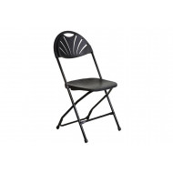 Pack Of 8 Comfort Folding Chairs
