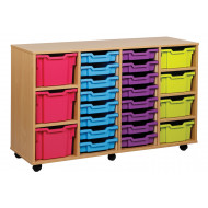 23 Variety Tray Storage Unit
