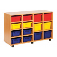 Budget 14 Tray Storage Unit