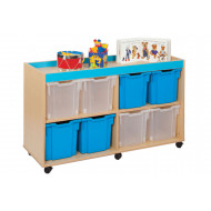 Bubblegum 8 Jumbo Tray Unit