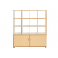 Bubblegum 12 Cube Room Divider Unit