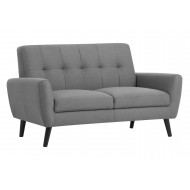 Connelly 2 Seater Sofa (Grey)