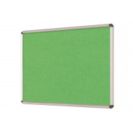 Shield Design Aluminium Framed Noticeboard