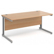 Tully Deluxe Rectangular Desk