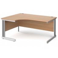 Tully Deluxe Left Hand Ergonomic Desk