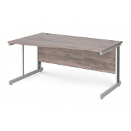 Tully Deluxe Left Hand Wave Desk