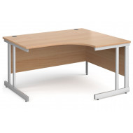 Next-Day Tully II Right Hand Ergonomic Desk
