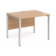 Next-Day Tully Bench Rectangular Desk 100wx80dx73h (cm)