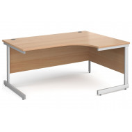 Tully I Right Hand Ergonomic Desk