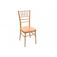 Jeoli Natural Stacking Side Chair