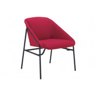Sinni Fabric Reception Chair