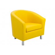 Paglia Single Tub Seat With Metal Feet