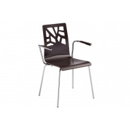 Pack of 4 Boe Bistro Armchairs