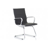 Besos Bonded Leather Visitor Chair