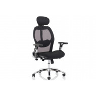 Alva Deluxe Executive Mesh Back Chair