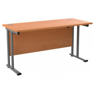 Impulse Narrow Rectangular Desk