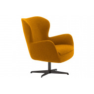 Willow Armchair With Swivel Frame