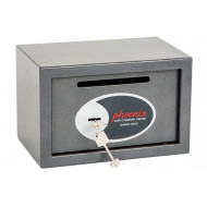 Phoenix Vela SS0801KD Deposit Safe With Key Lock (10ltrs)