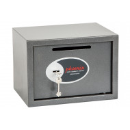 Phoenix Vela SS0802KD Deposit Safe With Key Lock (17ltrs)