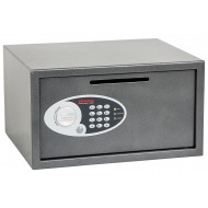 Next-Day Phoenix Vela SS0803ED Deposit Safe With Electronic Lock (34ltrs)