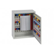 Next-Day Phoenix KC0301K 50 Hook Deep Key Cabinet With Key Lock