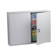 Phoenix KC0606K 400 Hook Key Commercial Key Cabinet With Key Lock