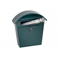 Phoenix Clasico MB0117KG Front Loading Mail Box Green