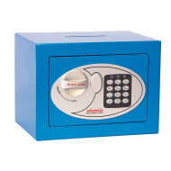 Phoenix SS0721EBD Compact Home Office Safe With Electronic Lock Blue (5ltrs)