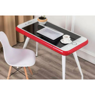 Phone Table (Red)
