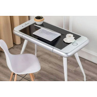 Phone Table (Silver)