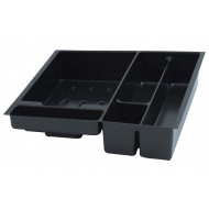 Pack Of 5 Plastic Insert Trays For Bisley F Series Filers