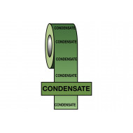 Condensate BS Pipeline Marking & Identification Tape